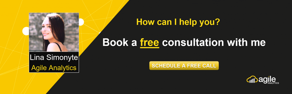 Free Consultation - Agile Analytics