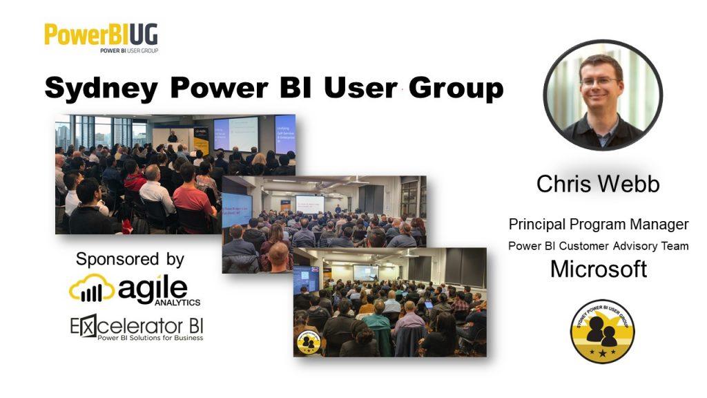 Chris Webb Power BI