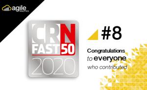 CRN Fast 50 Australia - Agile Analytics #8