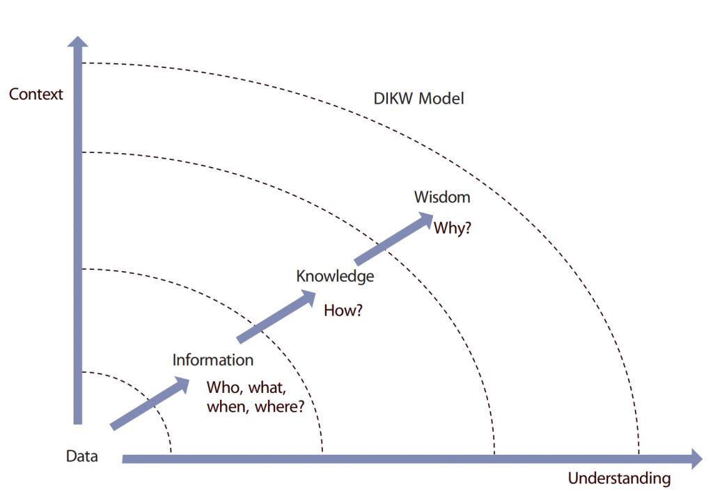 ESPMD DIKW Model