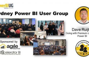 Sydney Power BI Meetup - Power BI Premium
