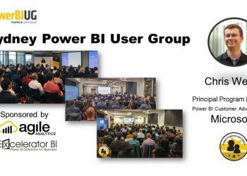 Sydney Power BI Meetup - Chris Webb - July 2020