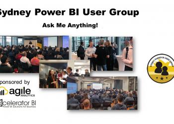 Sydney Power BI User Group - March 2021 - Open Forum
